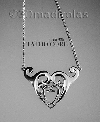 LOVE tatoo 015w