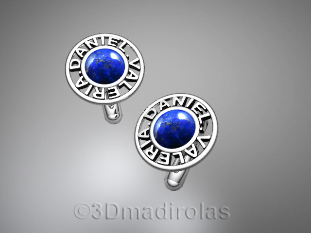 Cufflinks-DRAS-8mm-052w