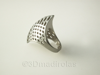 sterling silver TUCAN ring